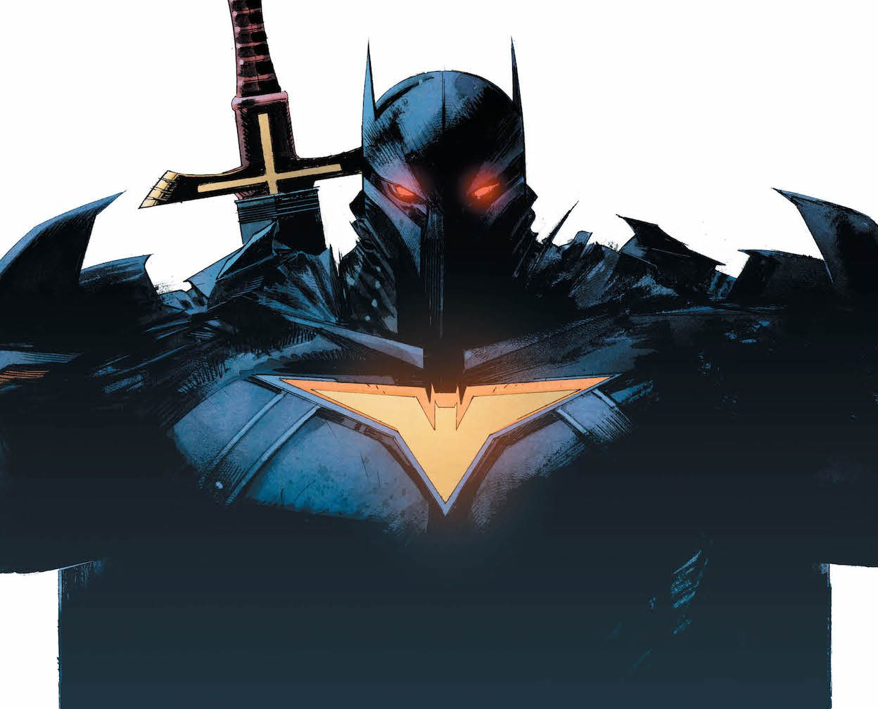 Batman: Curse of the White Knight #6 Review