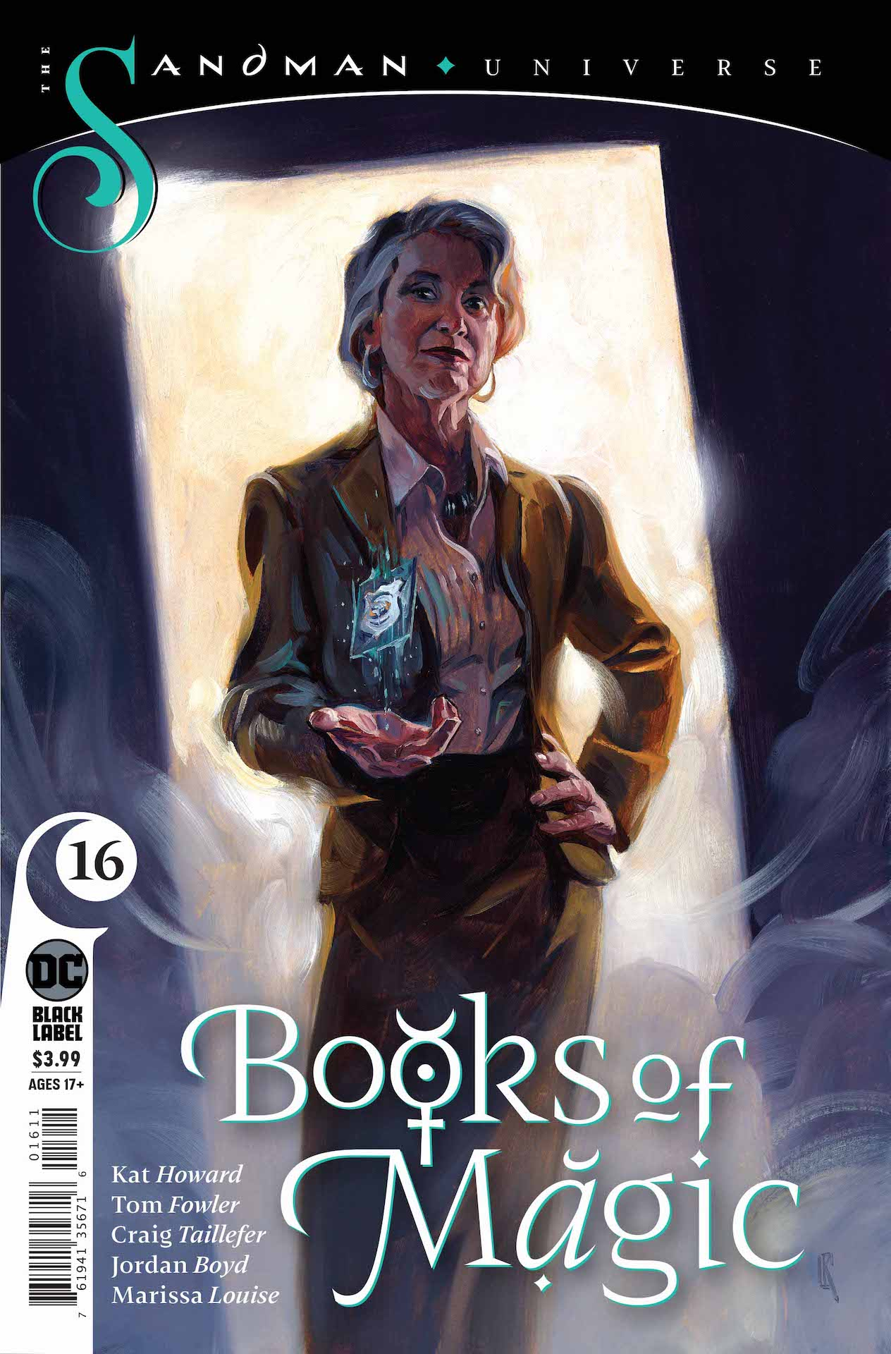 DC Preview: Books of Magic #16