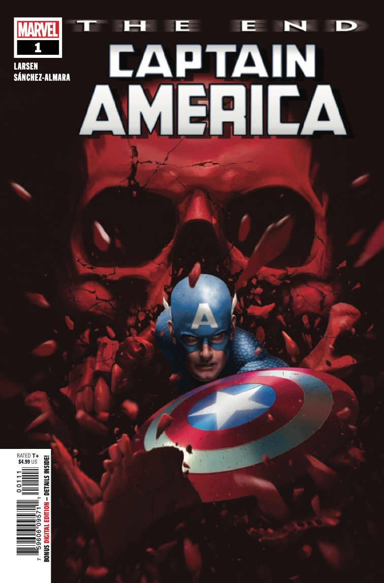Marvel Preview: Captain America: The End #1