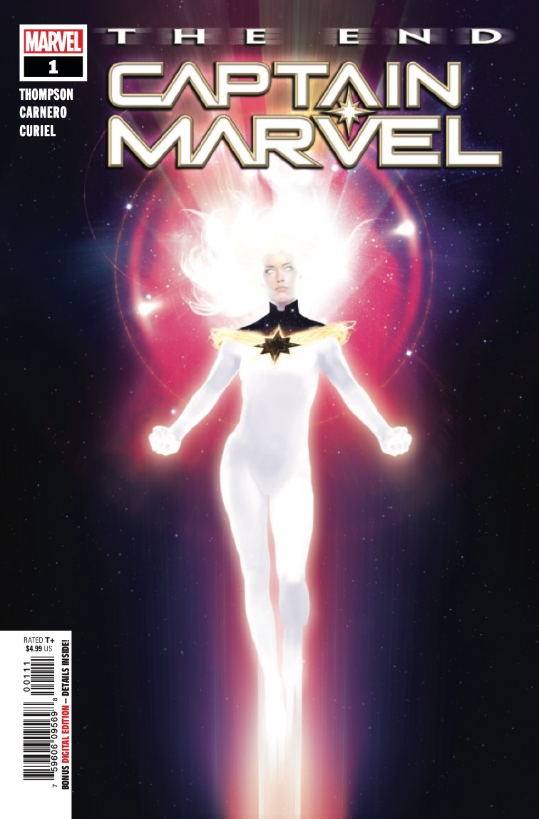 THE FINAL CAPTAIN MARVEL STORY!