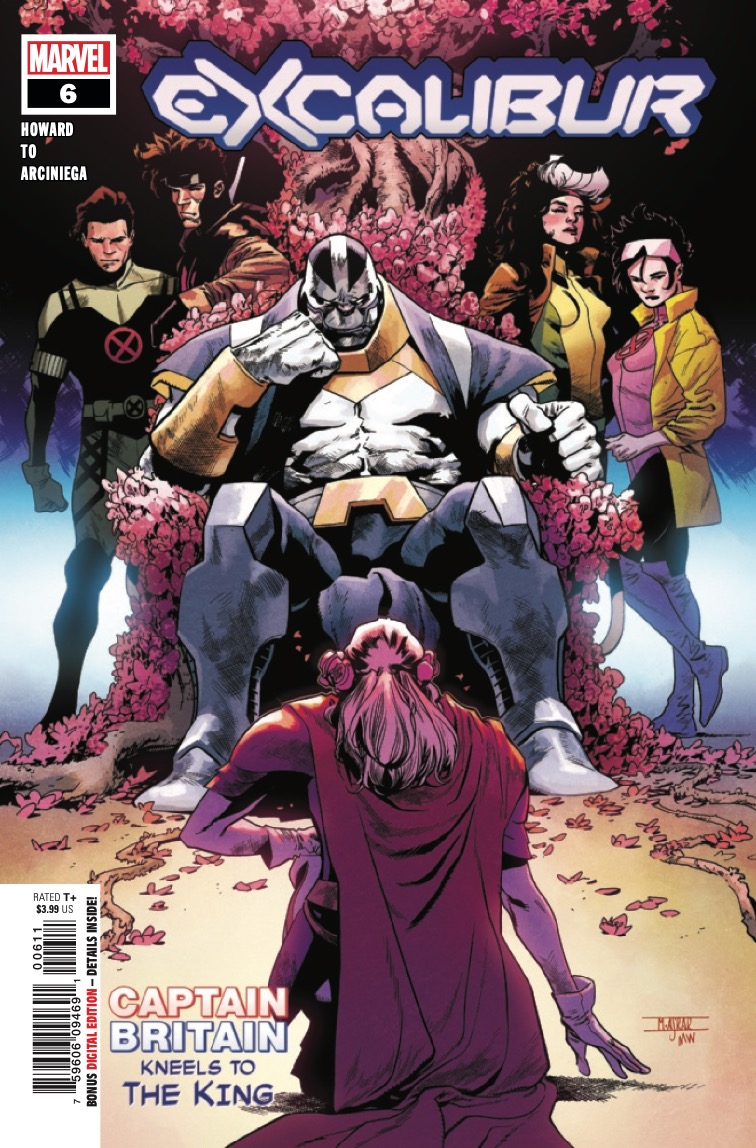 Marvel Preview: Excalibur #6