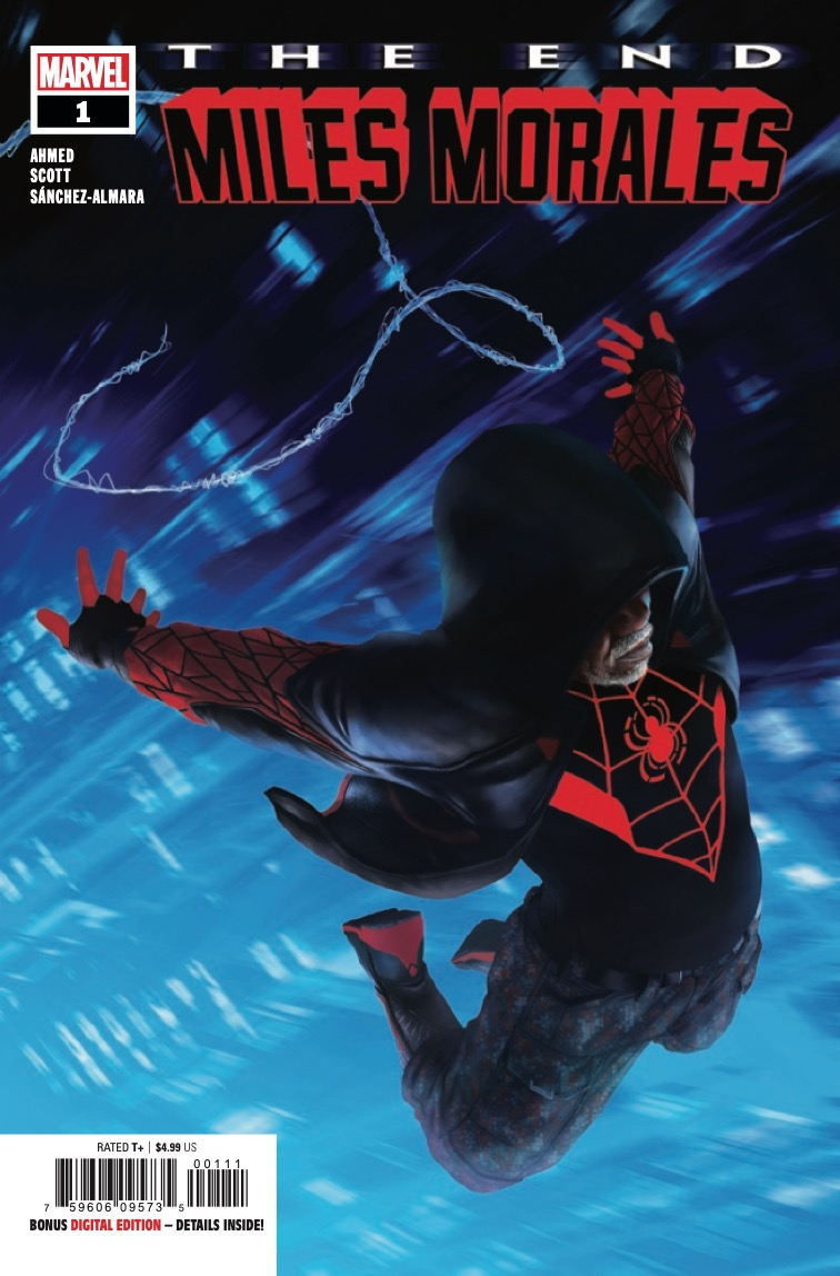 Marvel Preview: Miles Morales: The End #1