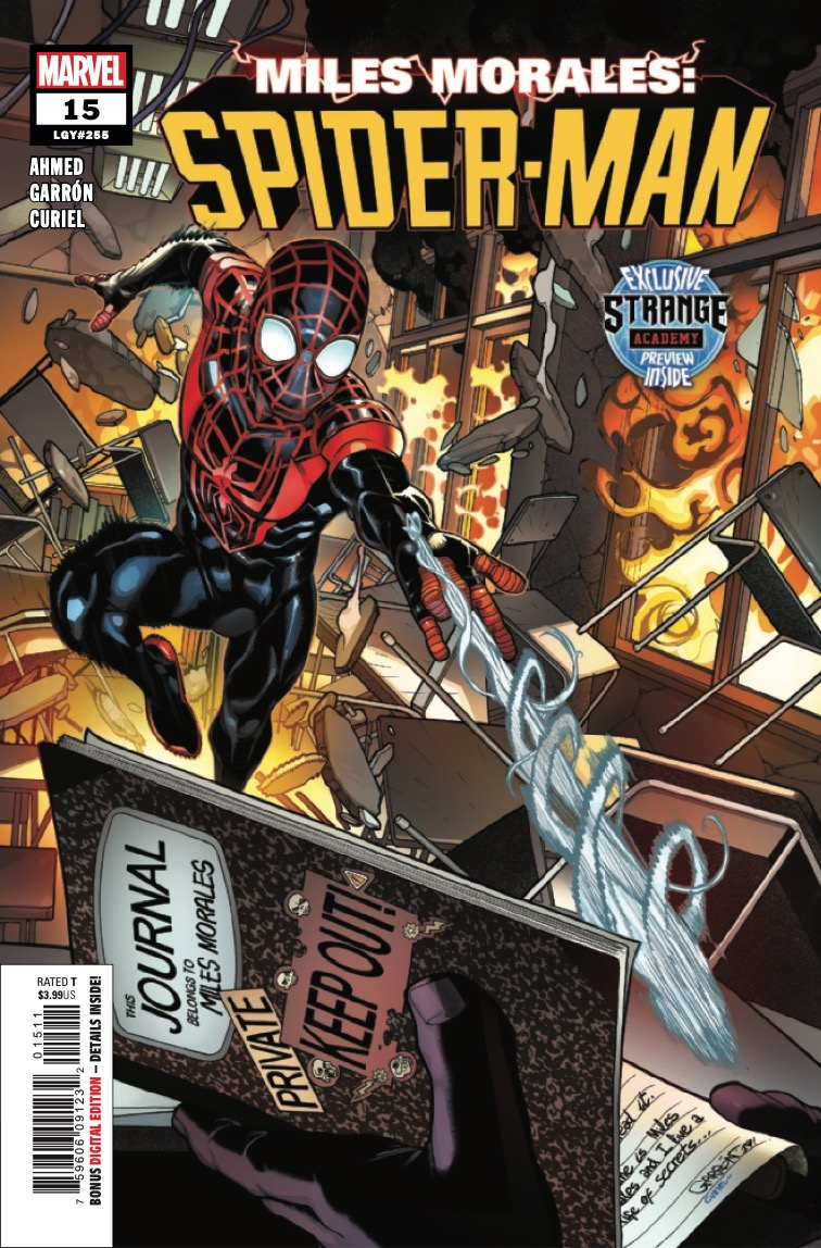 Marvel Preview: Miles Morales: Spider-Man (2018-) #15