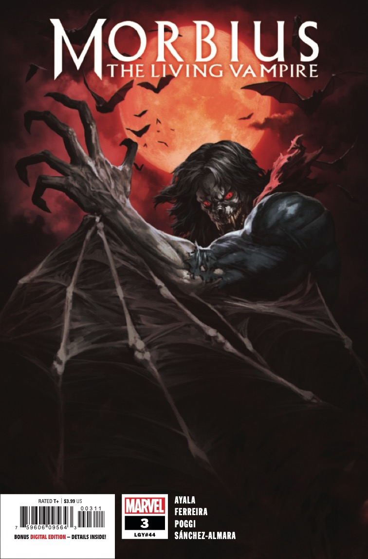 Morbius to be in cinemas in July 2020