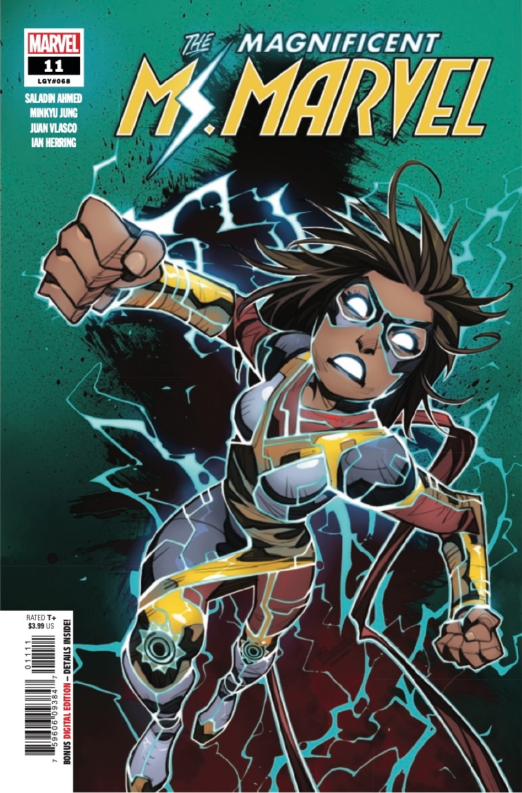 When Kamala is forced to choose between her heroic duties and her heart, which will win out?