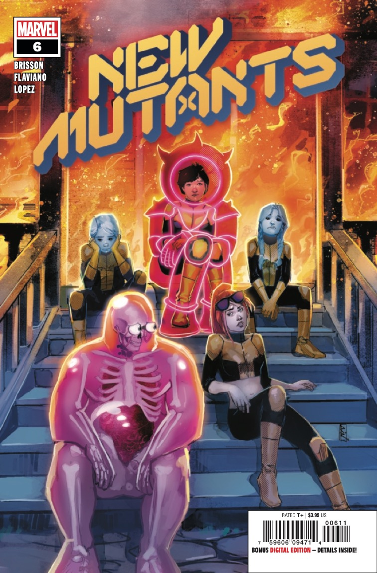 Marvel Preview: New Mutants #6