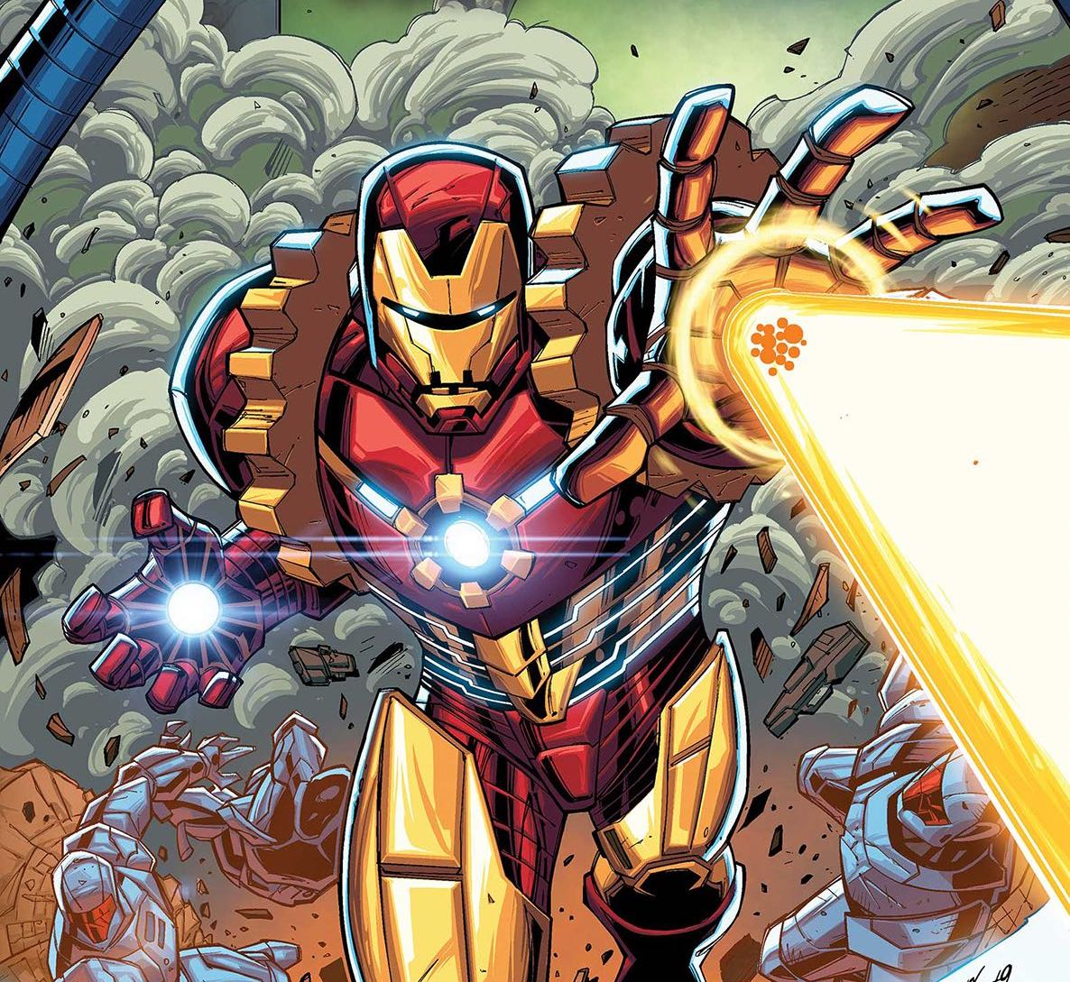 Iron Man 2020 #1 Review