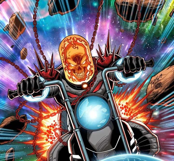 Revenge of the Cosmic Ghost Rider #2 Review