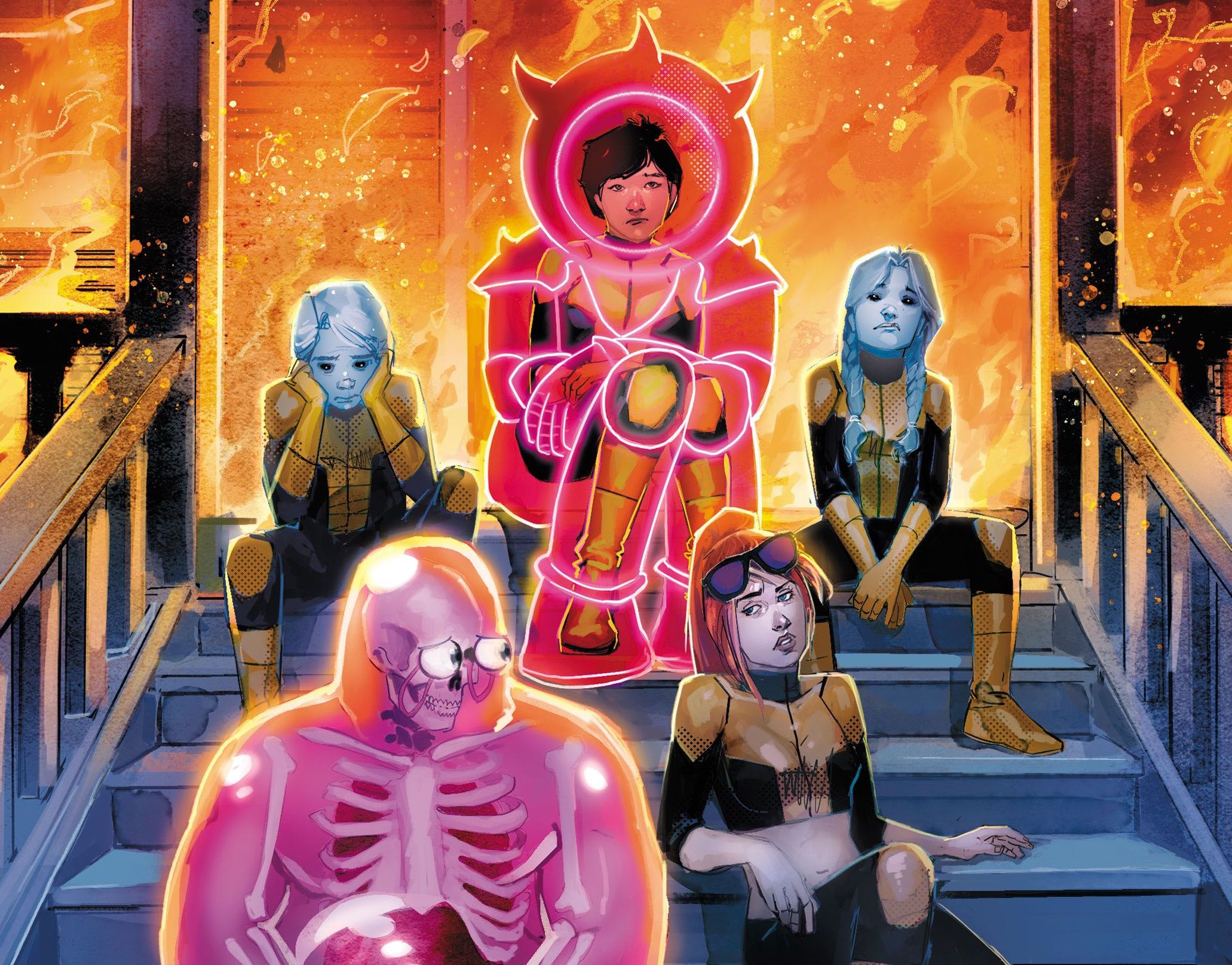 New Mutants #6 Review