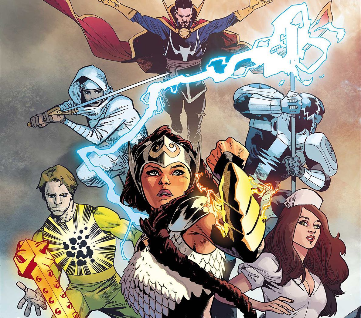 Valkyrie: Jane Foster #7 Review