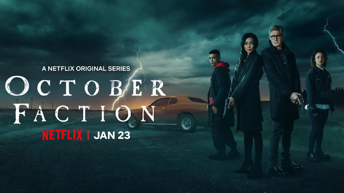 Monster Hunting and Family Drama in 'October Faction' Trailer