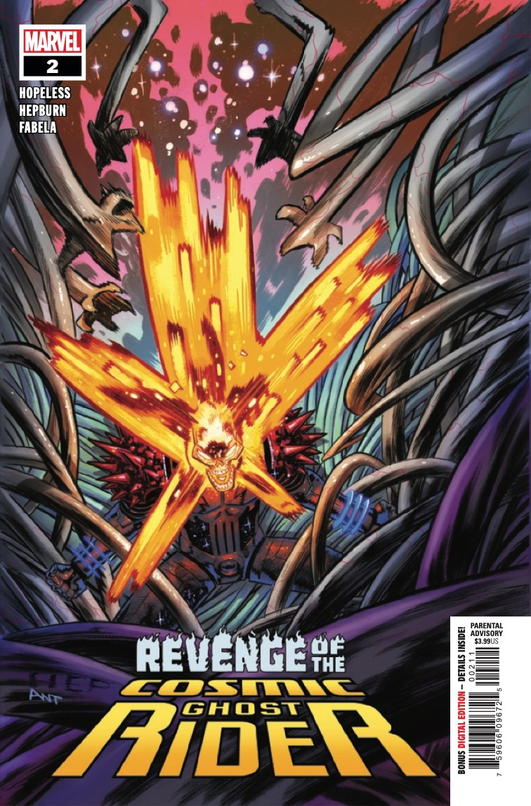 Marvel Preview: Revenge Of The Cosmic Ghost Rider (2019-) #2 (of 5)