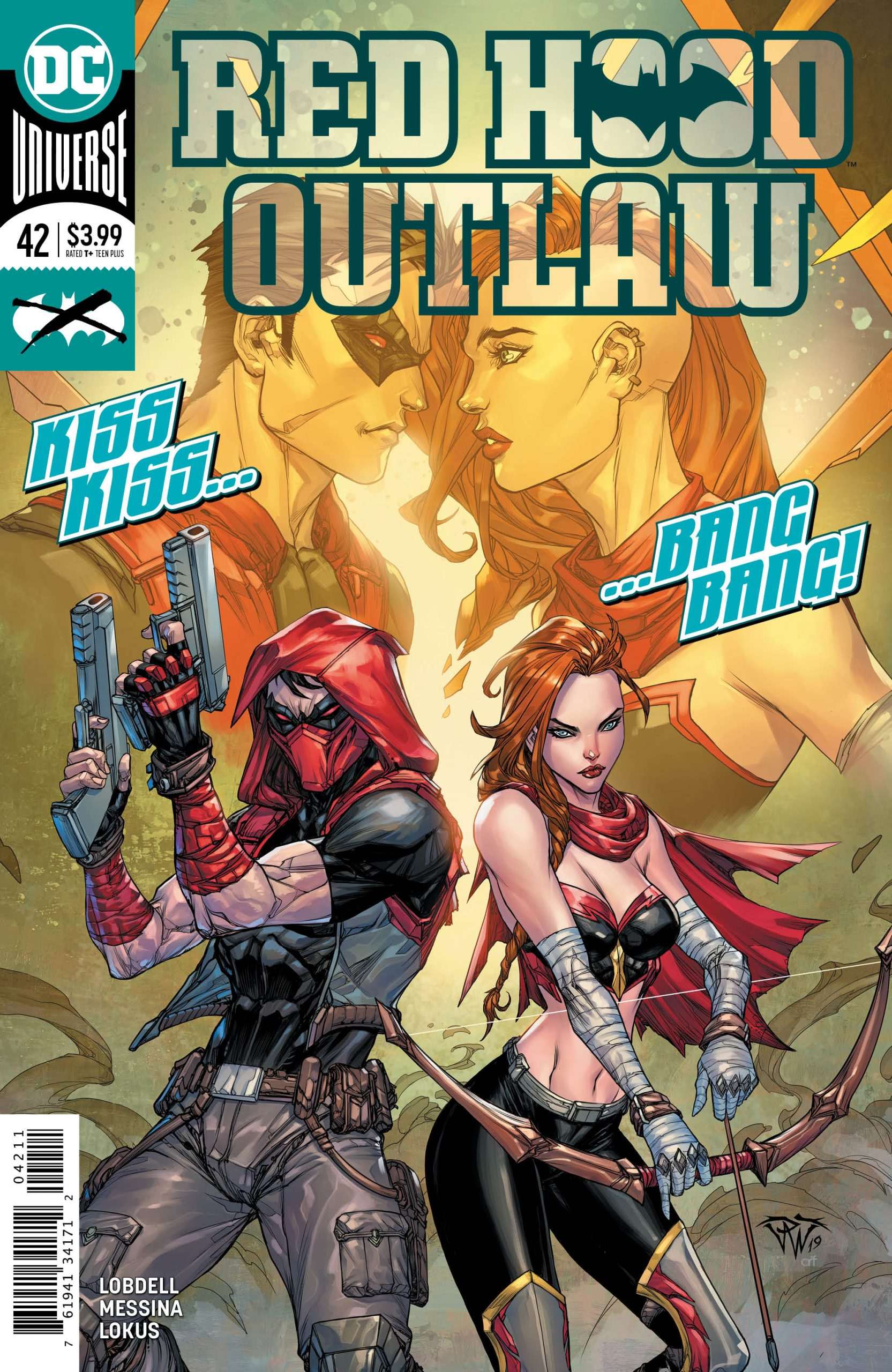 Red Hood: Outlaw #42 Review