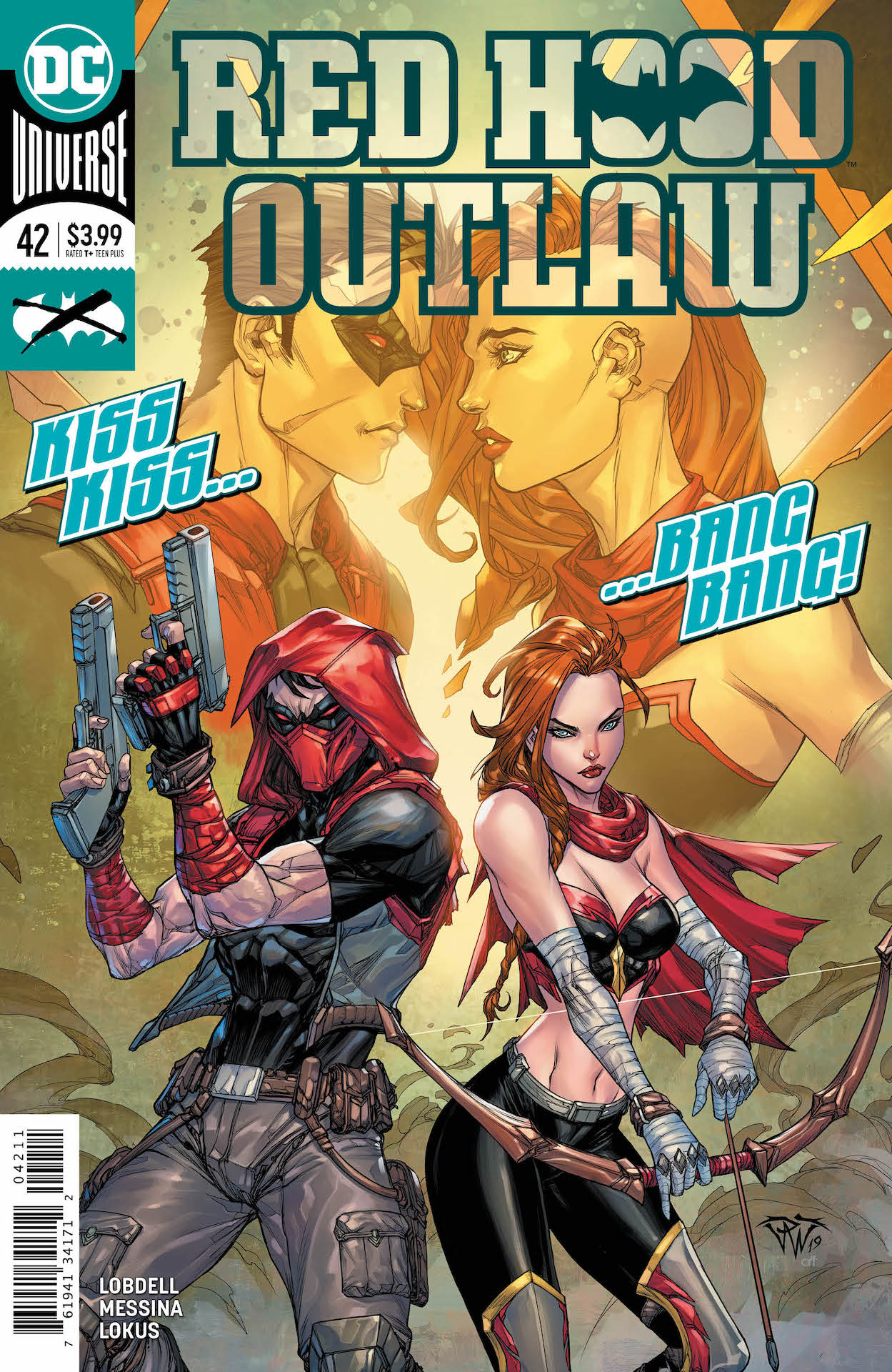 DC Preview: Red Hood: Outlaw #42