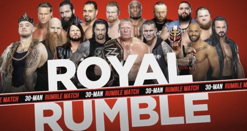 Just how royal was this year's rumble?
