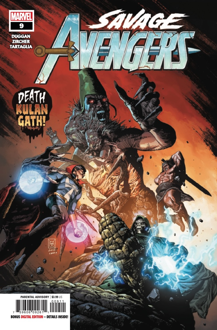 Marvel Preview: Savage Avengers #9