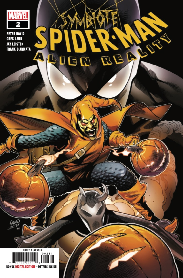 Marvel Preview: Symbiote Spider-Man: Alien Reality (2019-) #2 (of 5)