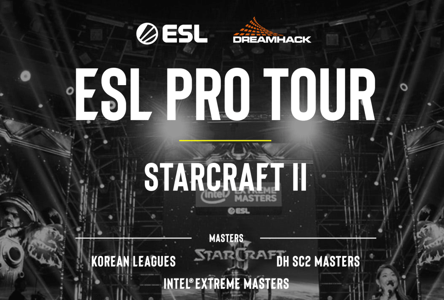 Blizzard unveils new StarCraft II esport partnership with ESL and DreamHack