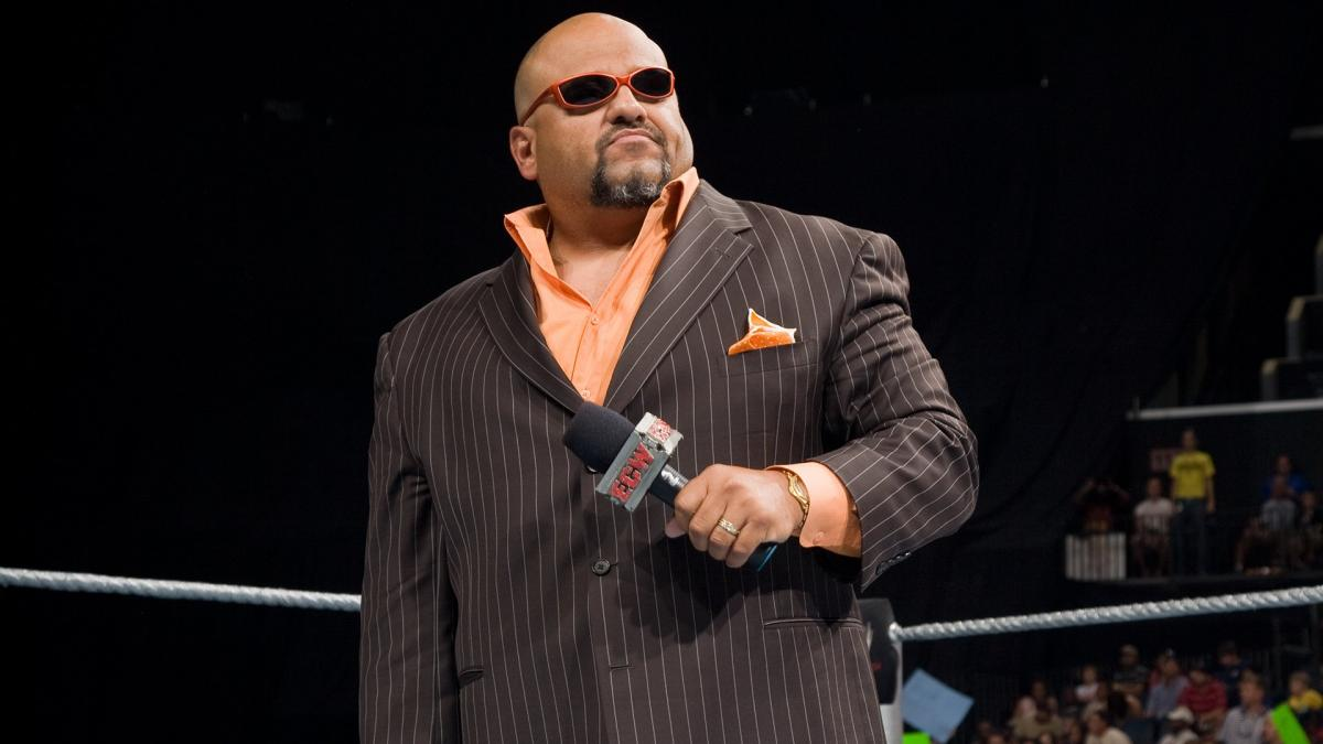 Taz signs multiple year deal with AEW