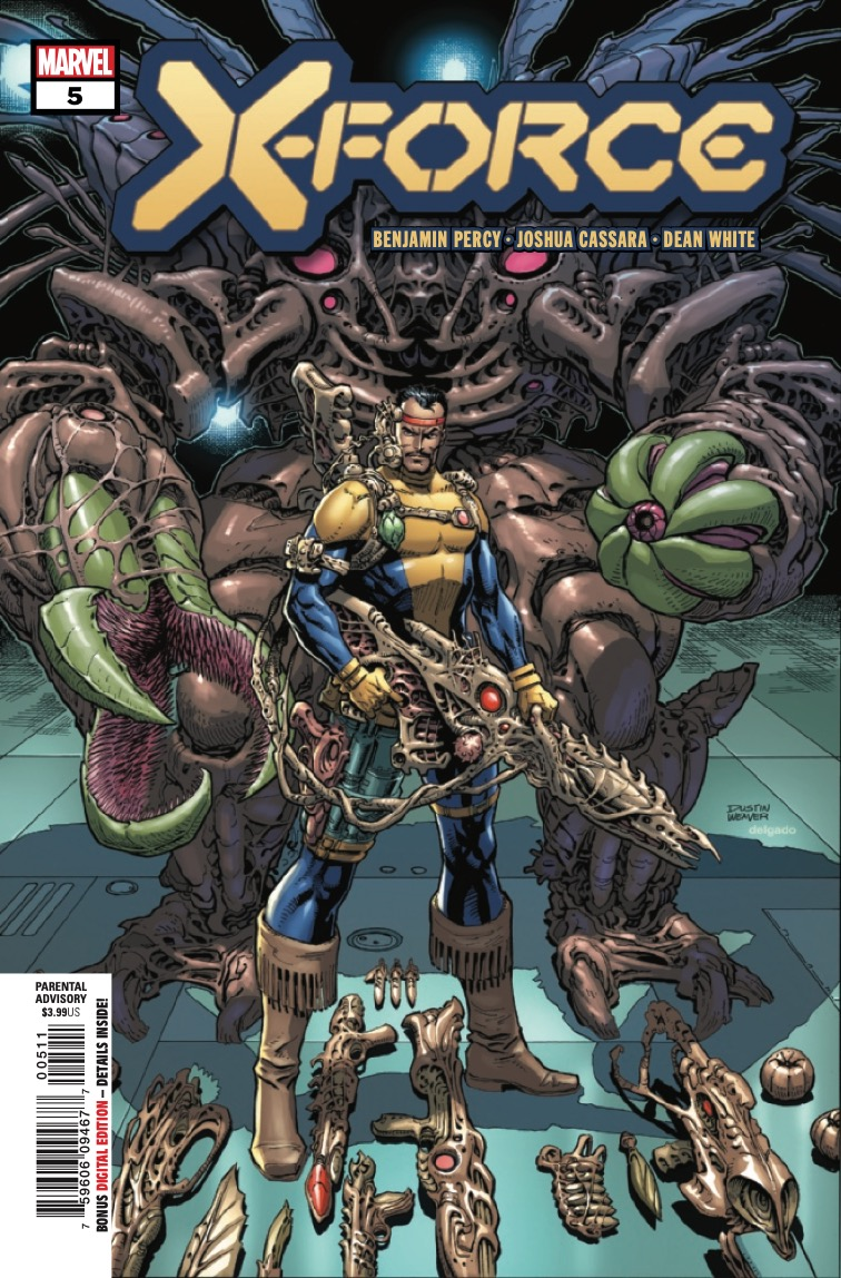 Marvel Preview: X-Force #5