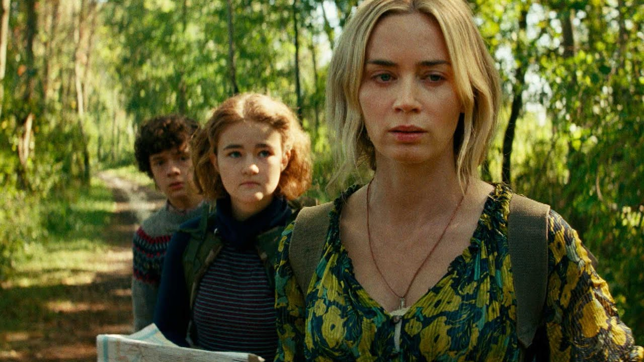 Watch the first trailer for 'A Quiet Place Part II'