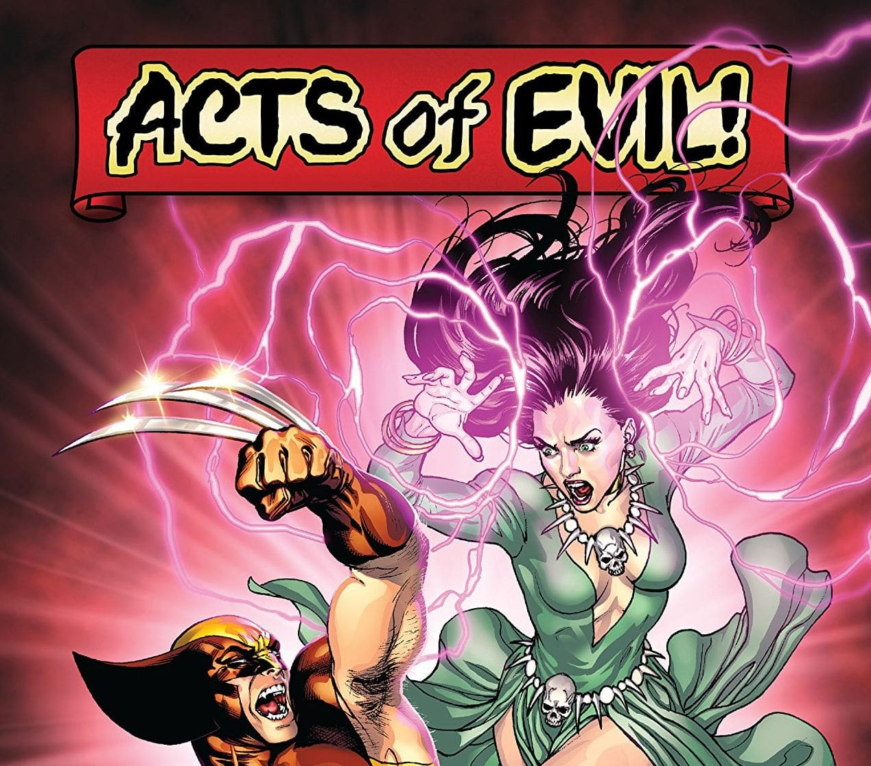 'Acts of Evil!' review
