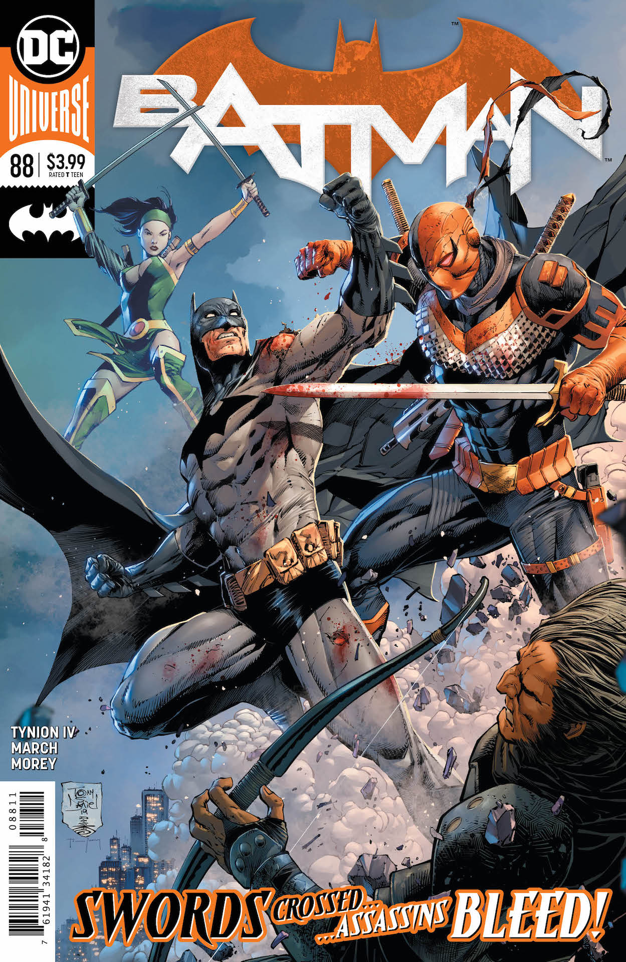 DC Preview: Batman #88