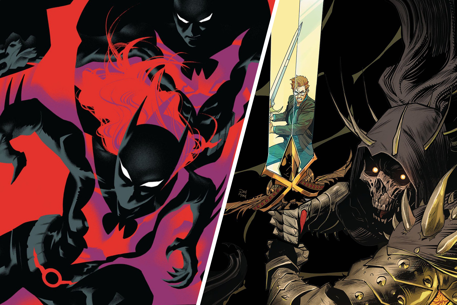 AIPT Comics Podcast Episode 55: X-Men, Catwoman, and Empyre get new details, plus we talk to Christmas and Cole about new Image Comics sci-fi series Tartarus