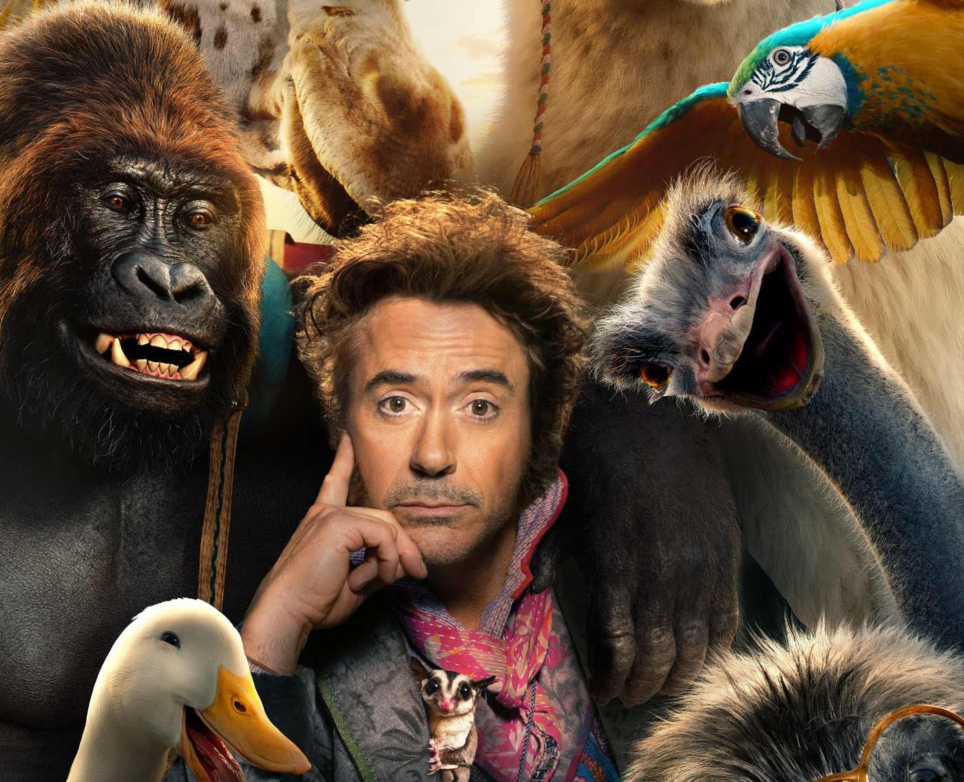 Dolittle Review: RDJ's Newest Project Disappoints