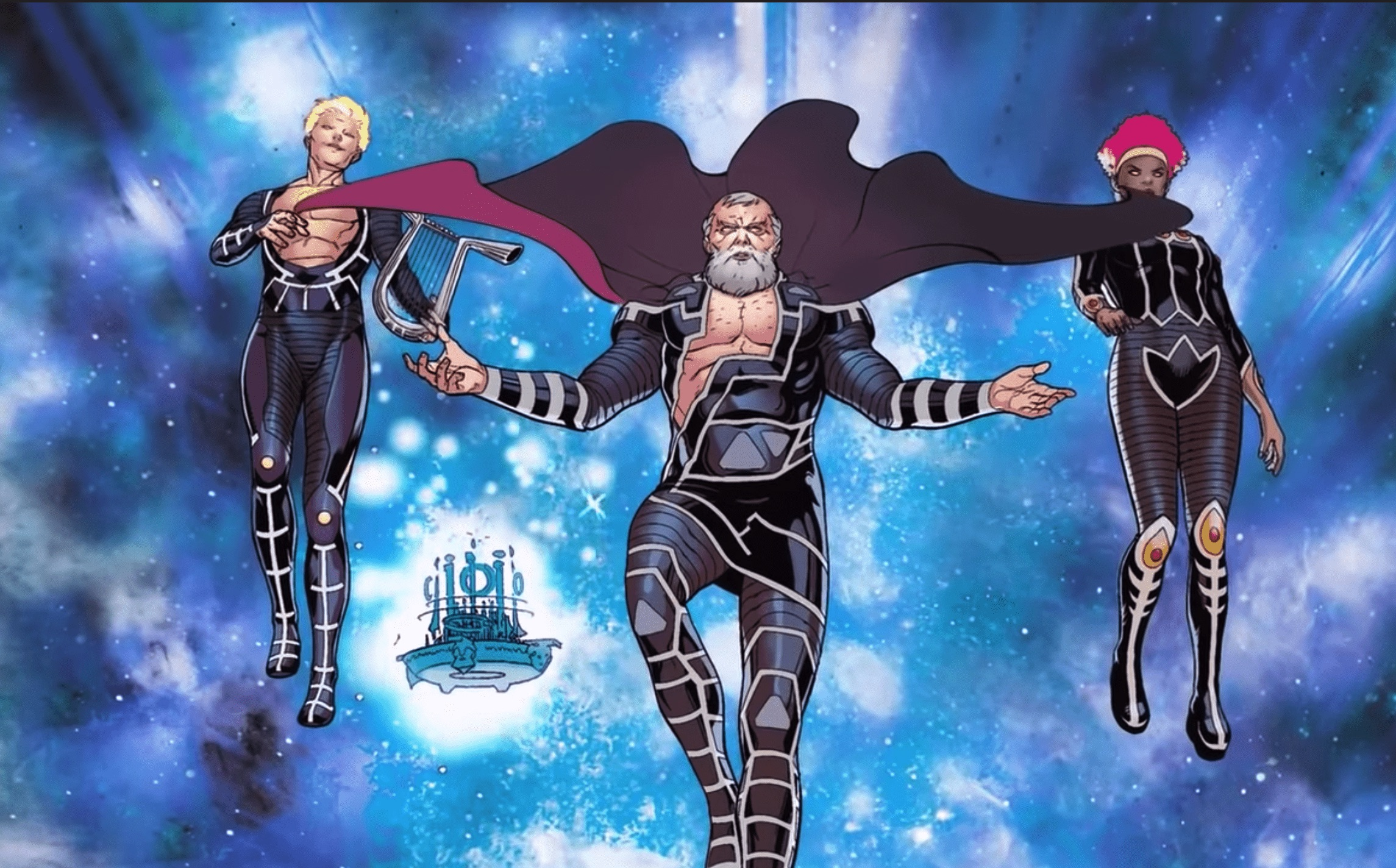 Buckle up for this 'Guardians of the Galaxy' trailer featuring Al Ewing, Darren Shane, and C.B. Cebulski