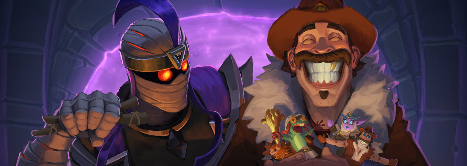 Hearthstone: Descent of Dragons: Galakrond's Awakening solo adventure introduces 24 unique battles and 4 new collectible cards
