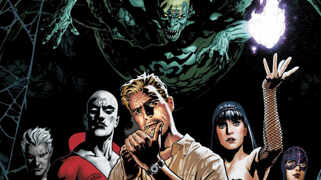 Bad Robot developing 'Justice League Dark' TV/film projects