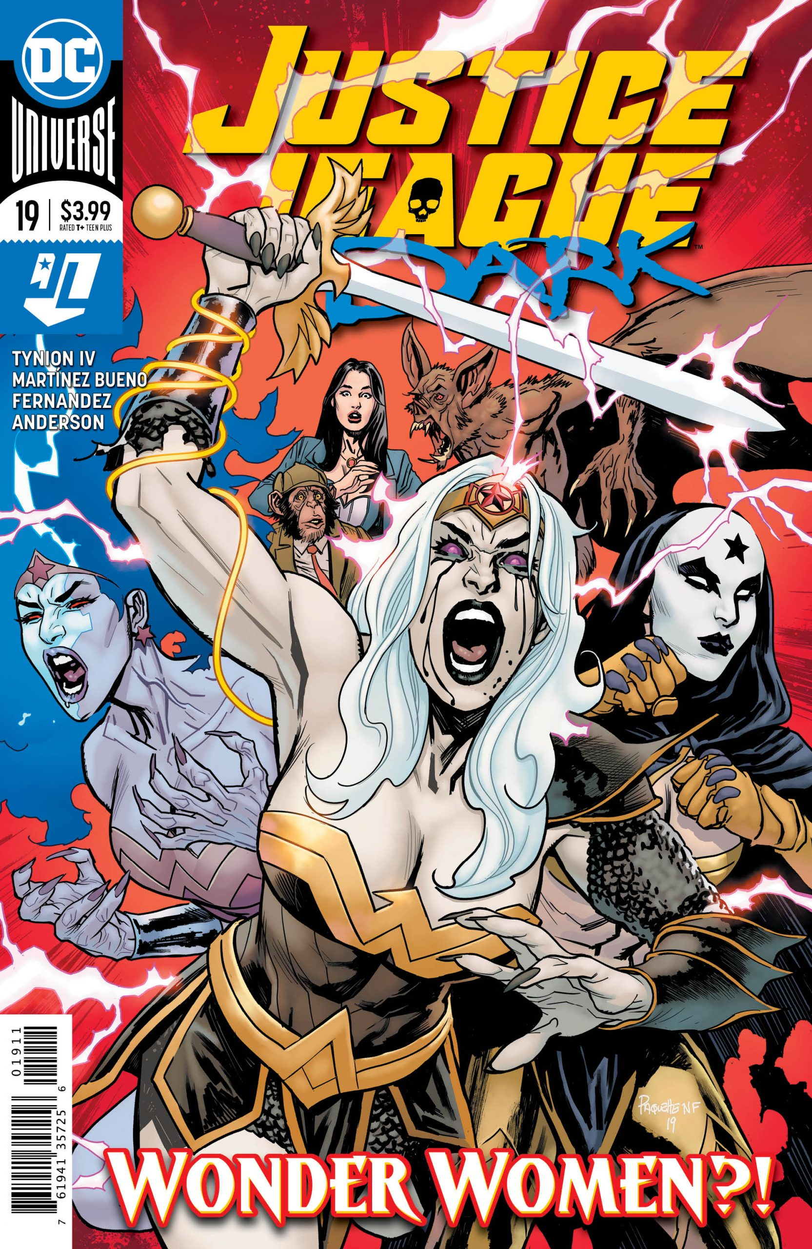 DC Preview: Justice League Dark #19