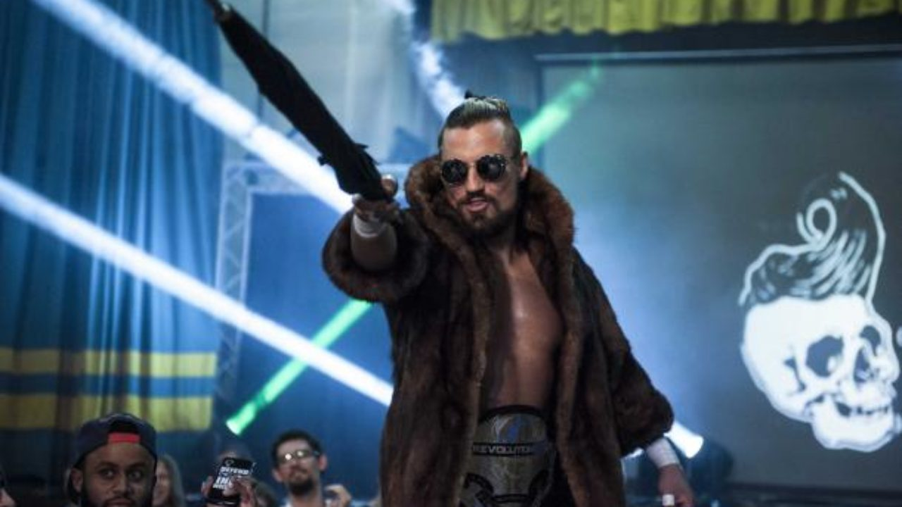 Ring of Honor goes all in on Marty Scurll with big new contract