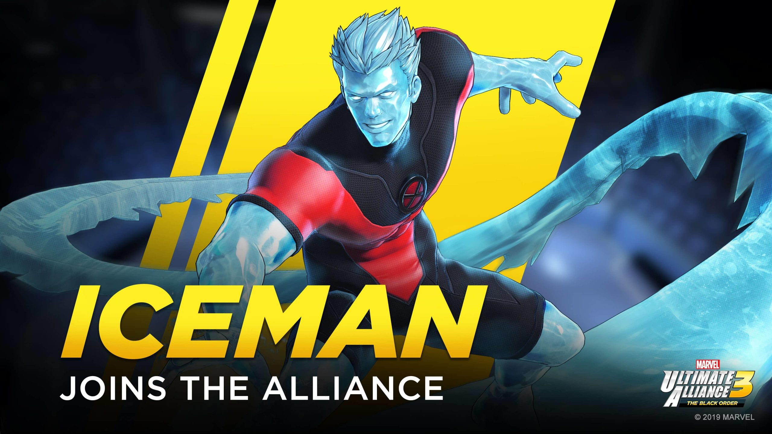 Marvel Ultimate Alliance 3: The Iceman cometh