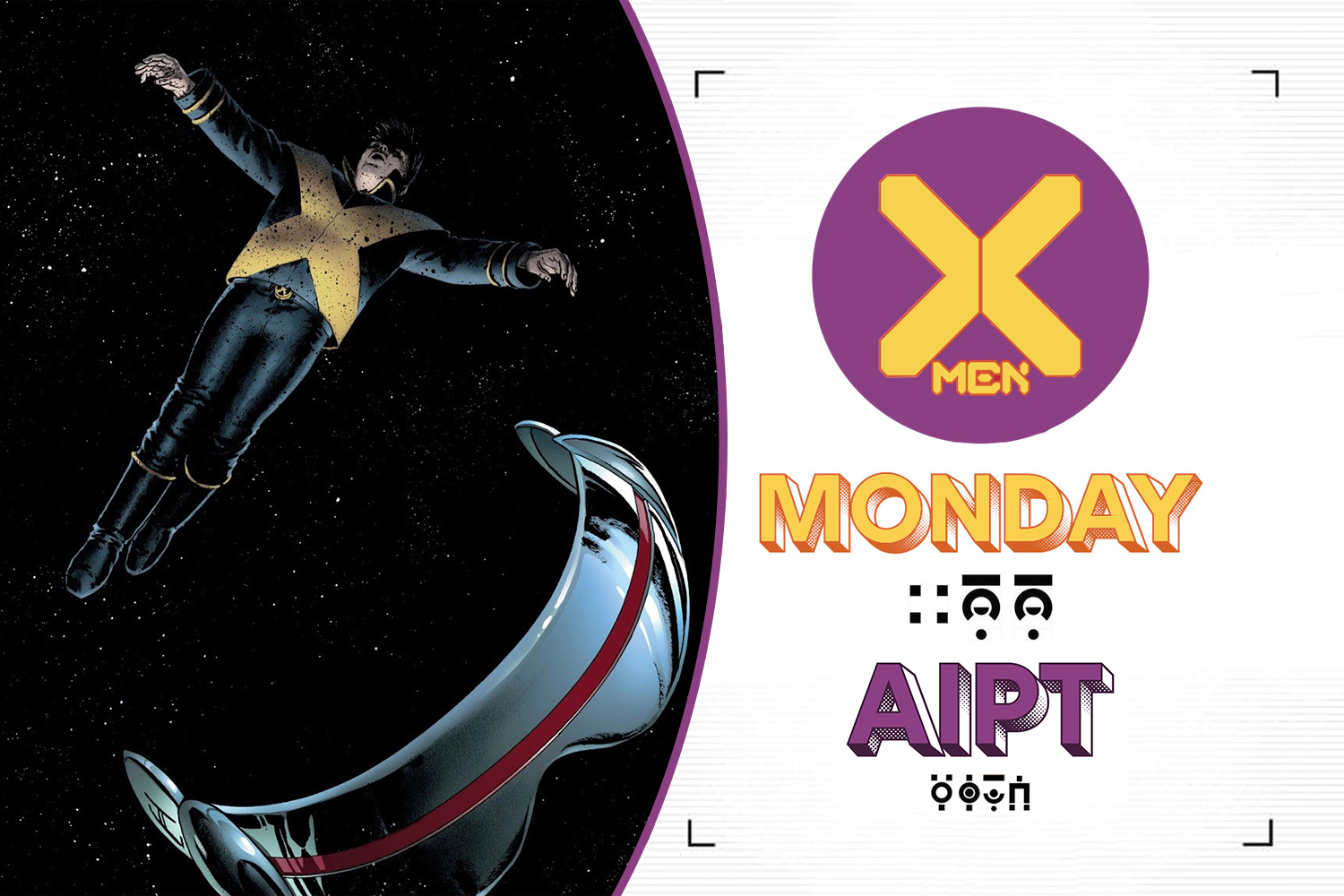 X-Men Monday #43 - X-Men in Spaceee!!!