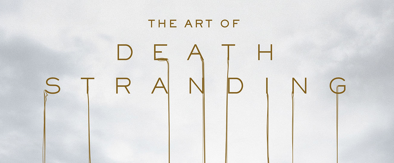 The Art of Death Stranding Review