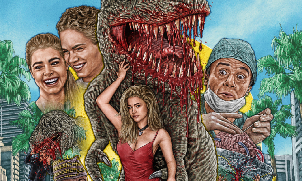 Tammy and T-Rex blu ray review