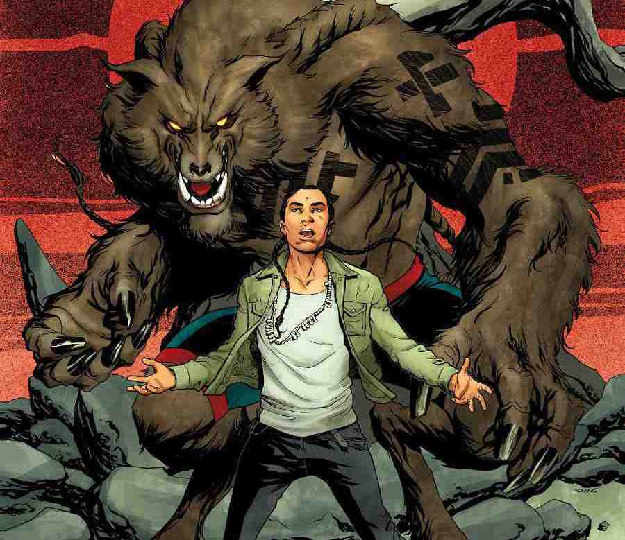 Marvel rebooting 'Werewolf by Night' this April with Taboo from Black Eyed Peas co-writing
