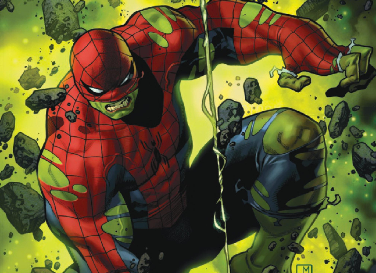 Immortal Hulk: Great Power #1 Review