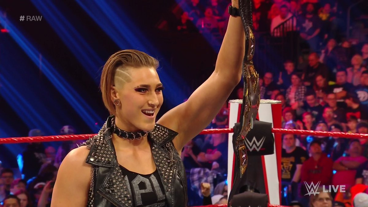 Rhea Ripley challenges Charlotte Flair to WrestleMania title match