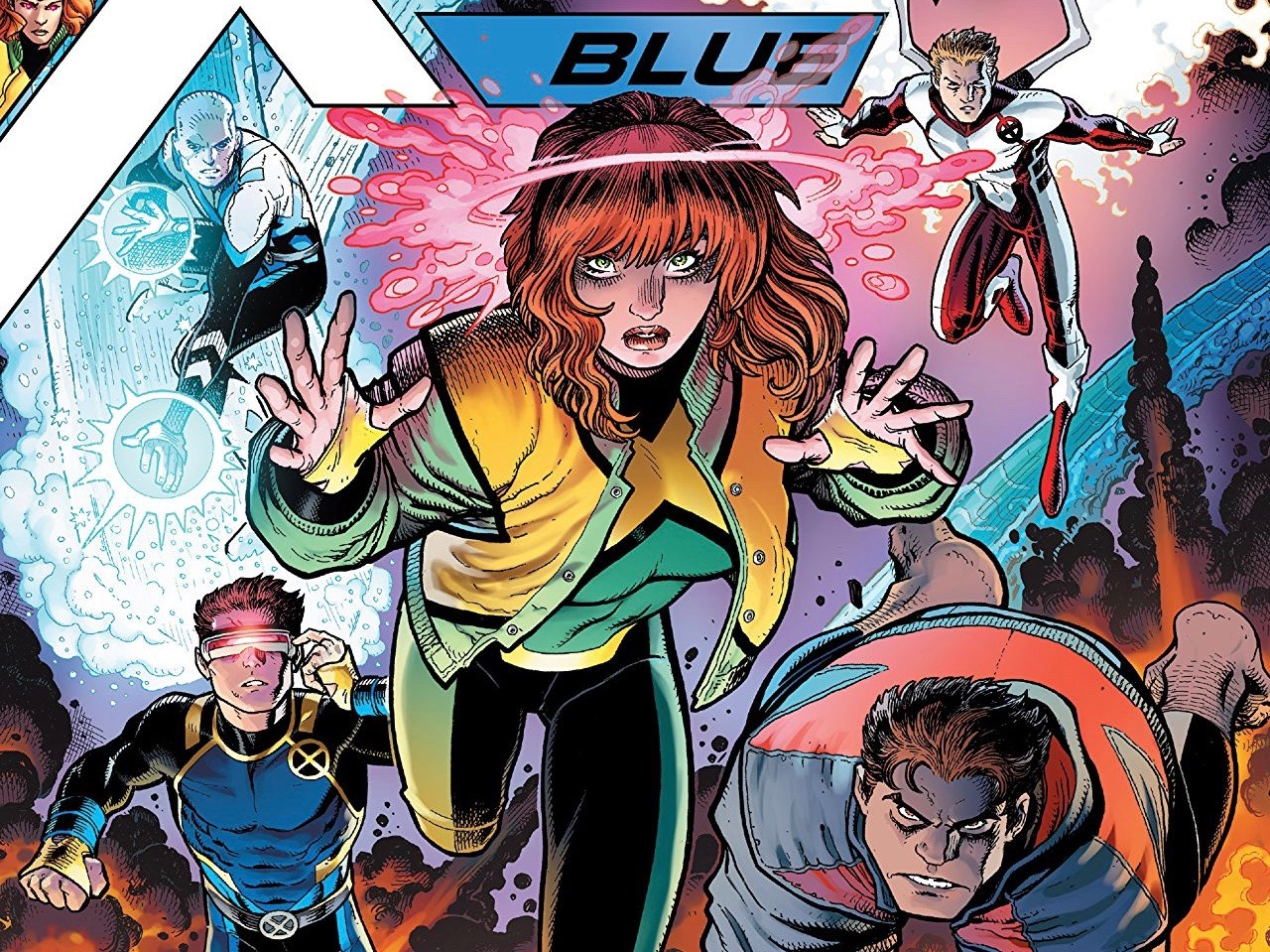 Cullen Bunn reflects on Teen Jean Grey and the Rachel Summers series that never was