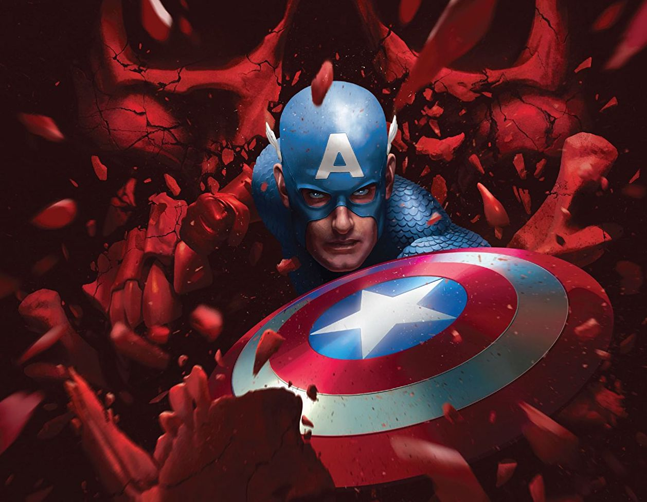 Captain America: The End #1 Review