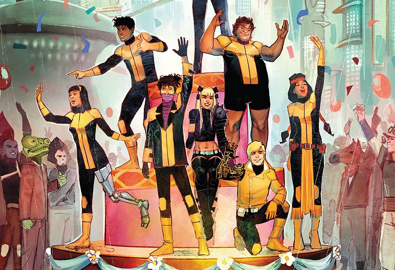 New Mutants #7 Review