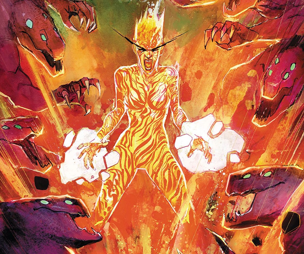 New Mutants #8 review