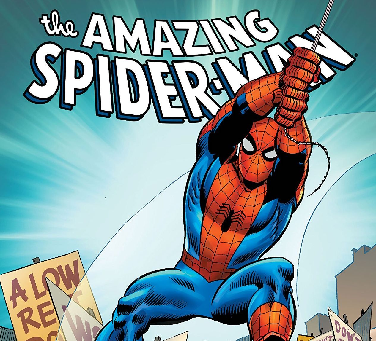Stan Lee and John Romita form the building blocks of Spider-Man's legendary status during this run.