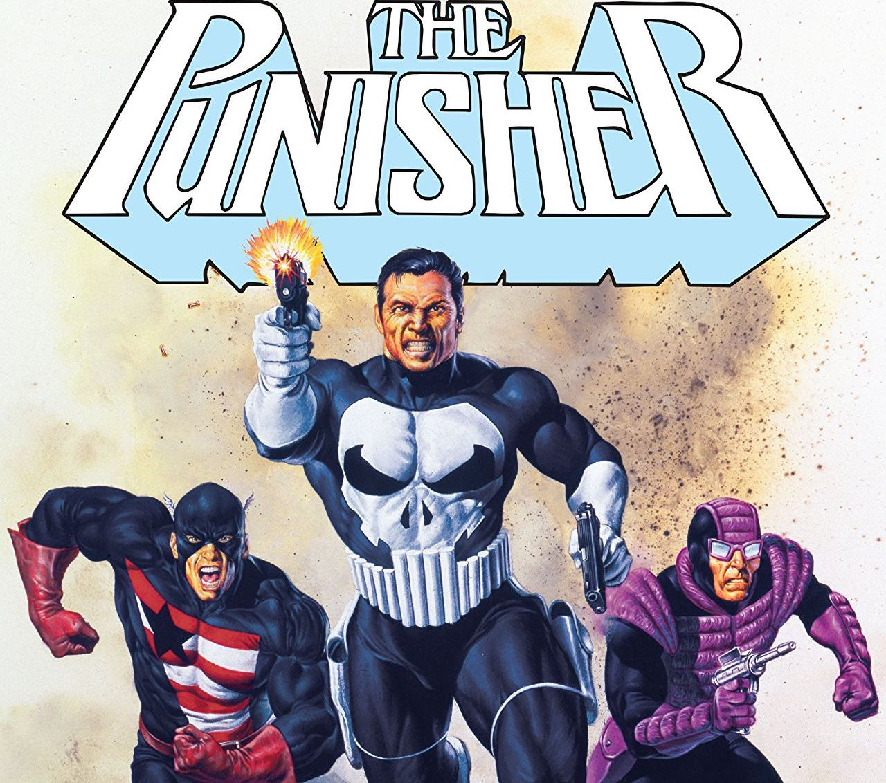Punisher Epic Collection: Jigsaw Puzzle TPB Review