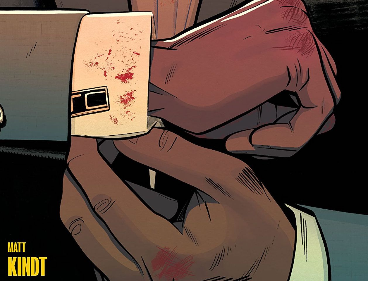 'BANG!' #1 review: Don't be a Dr. No -- this series could offer A View to Kill