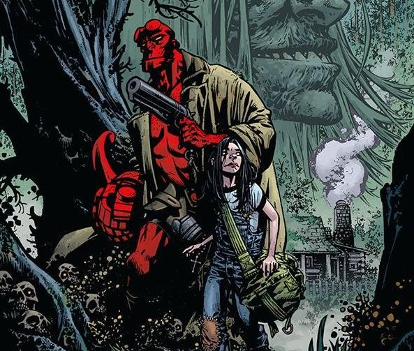 Hellboy and the B.P.R.D.: The Return of Effie Kolb #1 Review