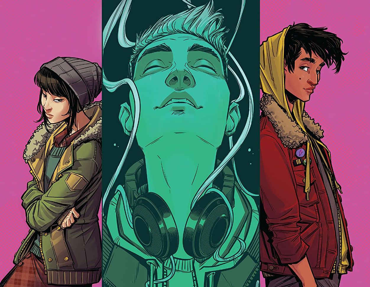 Alienated #1 packs a lot of potential for what will likely be yet another incredible series from BOOM! Studios and all of the creators.
